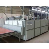 Autoclave free PVB laminating machine