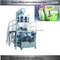 Automatic counting cereals packing machine
