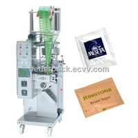 Automatic small salt sachet pepper sachet vertical packing machines