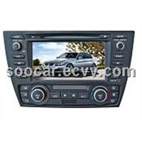 BMW320 TFT-LCD Entertainment System with GPS BT CMMB DVD Optical Fiber