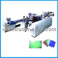 PP/PE/PVC Board Production Line