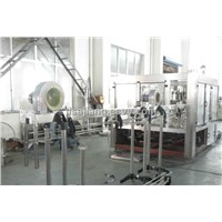 Bottled juice drink filling machine