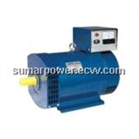 Brush Alternator ST series 1-phase
