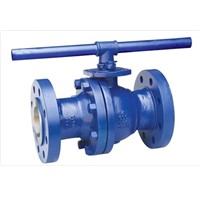 CAST FLOATING BALL VALVE