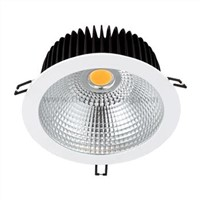 COB LED Downlight  7w/10w/15w/25w/36w/50w LED lighting fixture