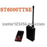 COFDM 500mW wireless mobile video transmitter and receiver ST6000TTSE