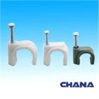 Cable Clips (Circle& Flat & Coaxial )