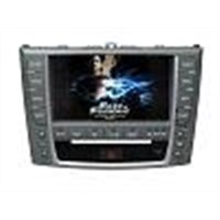 Car GPS Navigation System for lexus IS250 with DVD player,MP3 player