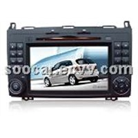 Car GPS TFT-LCD Entertainment System For Mercedes_Benz