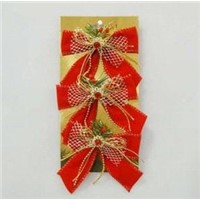 Christmas Butterfly Knot / Decorative Ribbon Bow