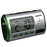 Clock Camera/spy camera/mini dvr V001