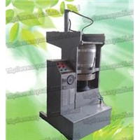 Cocoa bean hydraulic oil press machine