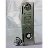 Coin Lock for steel storage locker in supermarket, hypermarket,shopping mall, gym,library,station