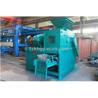 Coke powder briquette press machine