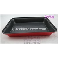 Color Rectangular Baking Pan Rtcp-0116