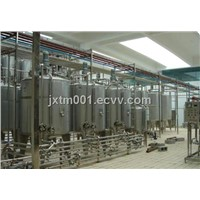 Complete Set Fruit Juice Production Line