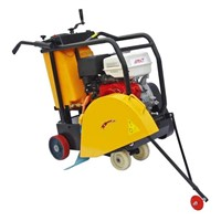 Concrete saw with wheels  CE