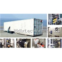 Container Seawater Desalinization Plant