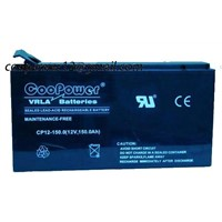 Coopower solar energy lead-acid battery