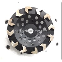 Diamond Segment Grinding Cup Wheel