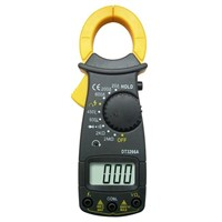 Digital clamp meter,LCD AC Current ,AC/DC Voltage,DT-3266A, clamp multimeter