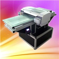 Digtial inkjet leather printer