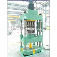 Drilling Machine For Making Wheel Disc Bolts