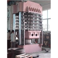 EVA foam injection molding machine