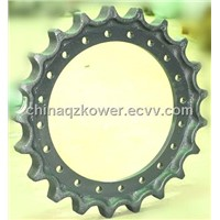 EX200-5 sprocket/wheel for excavator and bulldozer undercarriage parts