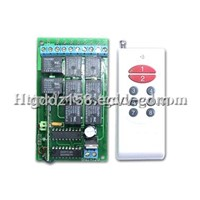 Eight  Channels wireless Controller GD-RF1008