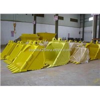 Excavator bucket for CAT 320