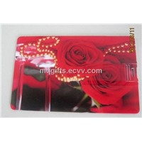 Fashion Full Color Card USB