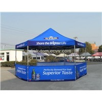 Foling tent gazebo canopy with LOGO printed