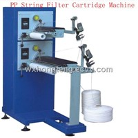 Good yarn pp string filter cartridge machine