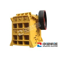 Granite/Limestone/Gravel/Quarry Jaw Crusher