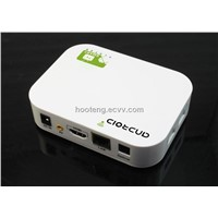 HDTV Google Android 4 TV Box Media player mini PC w/IR Remote NEW~ ship from China
