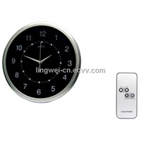 HD 720p Mounted Clock Camera Wall Clock DVR Wall Motion Detection Security Wall Clock DVR