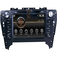 HD Touch screen car stereo for 2012 Toyota Camry with SD USB IPOD AUTORADIO GPS BLUETOOTH