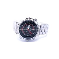 HD Waterproof Men Wrist Watch DVR Camera