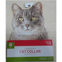 Hangtag for Cat Collar
