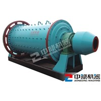 High Capacity and High Quality Zoneding Ball Mill