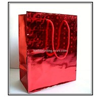 High Class Glossy Paper Gift Bag