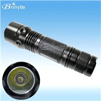 High quality aluminum led  flashlight