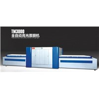 Highlight PVC  cabinet door laminating machine