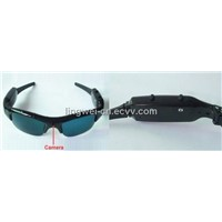 Hight Quality Sunglasses Camera DVR Spy Sunglasses Camera (Lw-Sdv01)