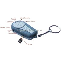 Hot Car Key Camera Mini DV Keychain Camera (LW-KDV60)