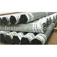 Hot-dipped Galvanized Steel Pipe for fencing , doors