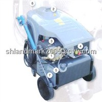 Hot hight pressure washer