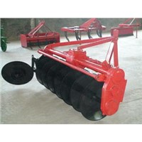ILYQ disc plough rotary driven