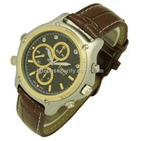 IR Watch Camera Recorder-Night Vision Spy Watch (LY-HC064)